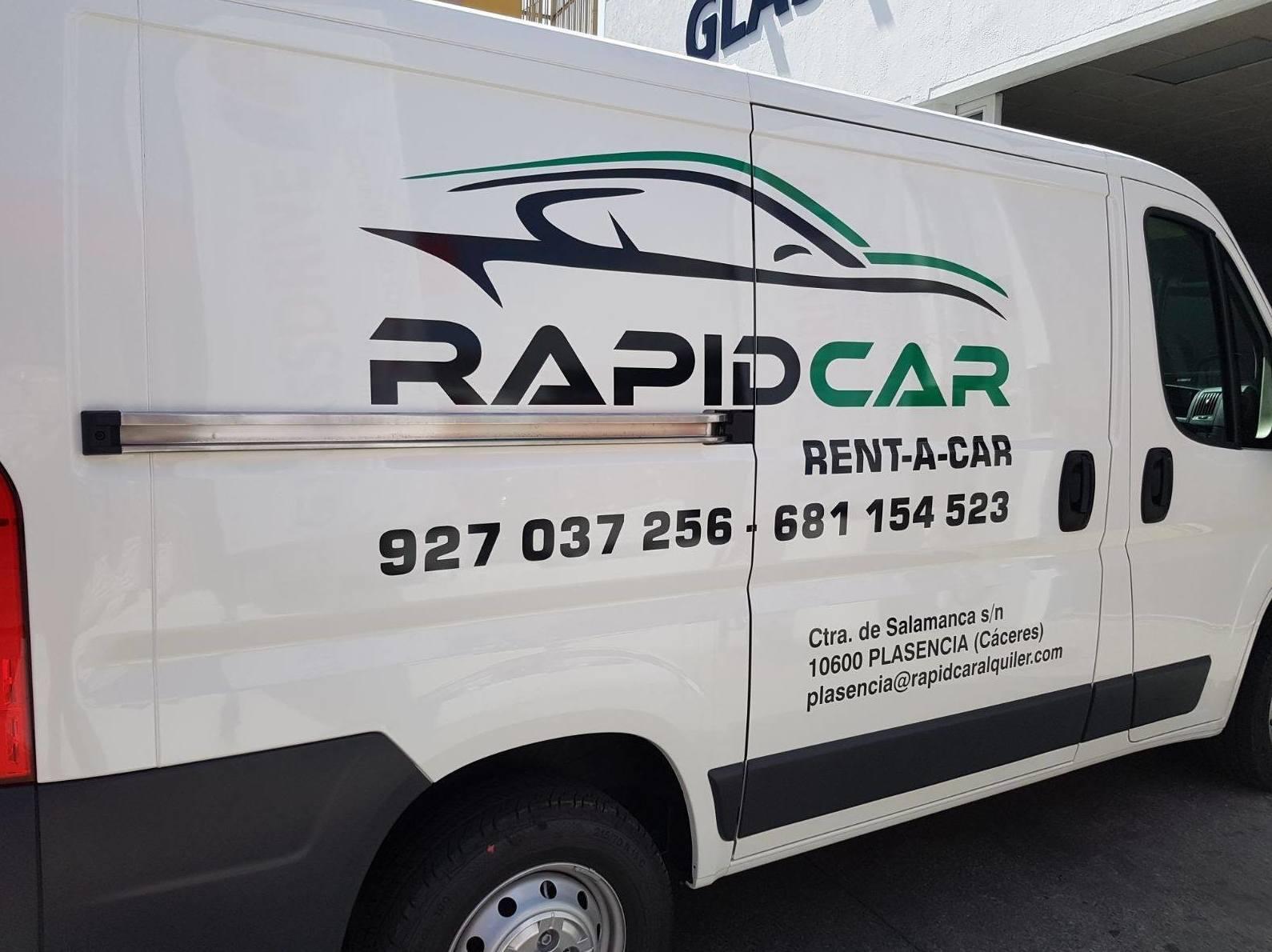 logo rapidcar