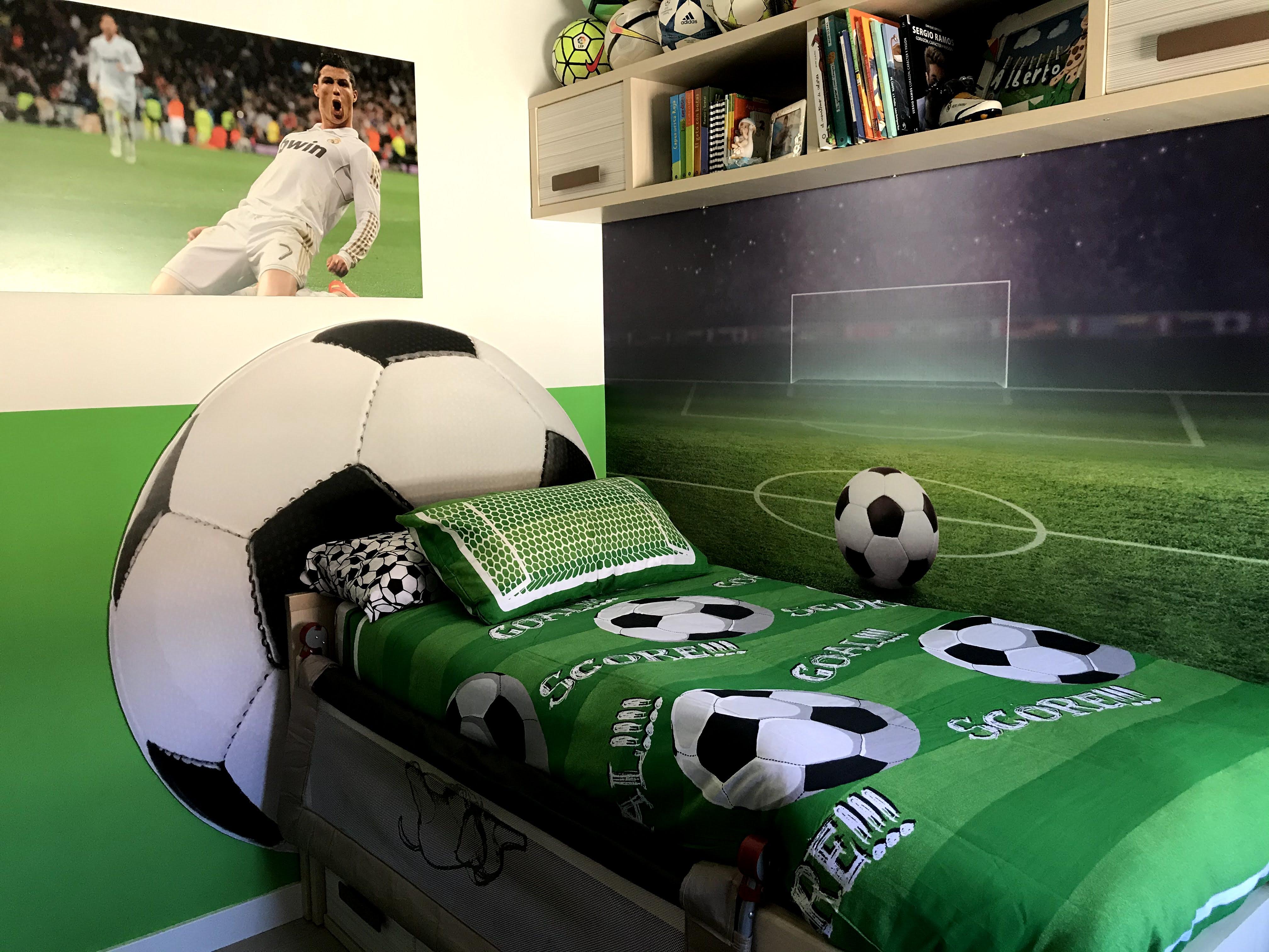 ¡Me gusta el fútbol!