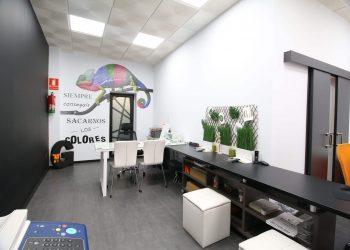 Trabajos de impresión digital en Cáceres